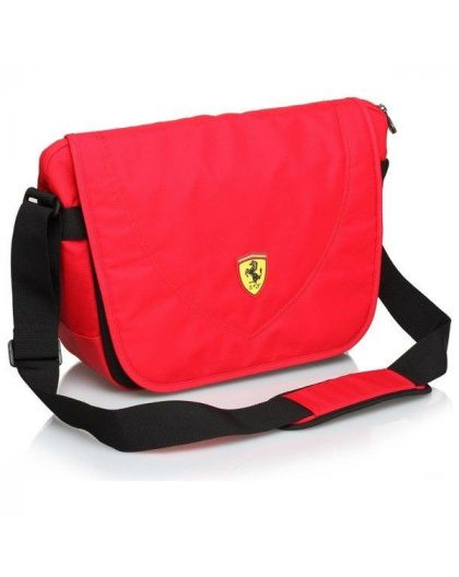 Travelers Messnger bag - Ferrari