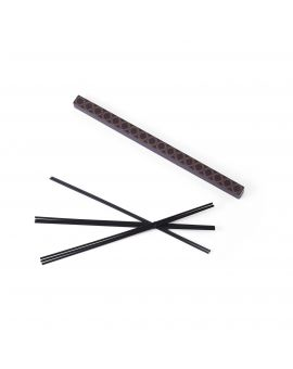 Black Fiber Sticks for locherber diffusers