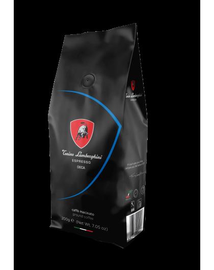 Тонино Ламборгини мляно кафе без кофеин 200 гр