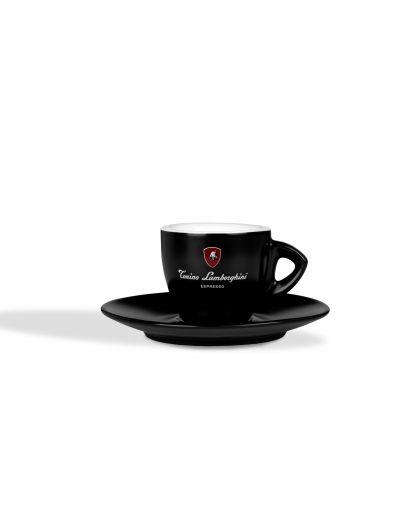6 espresso cups T Lamborghini Matt