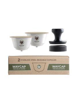 WAYCAP Refillable Dolce Gusto capsule Basic kit
