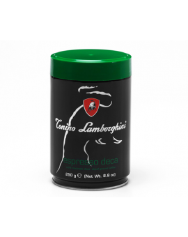 TONINO LAMBORGHINI CAFFEINE FREE (GROUND) 250 gr