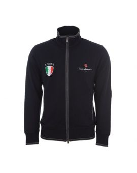 DOUBLE-FACE JERSEY ZIP JACKET Tonino Lamborghini