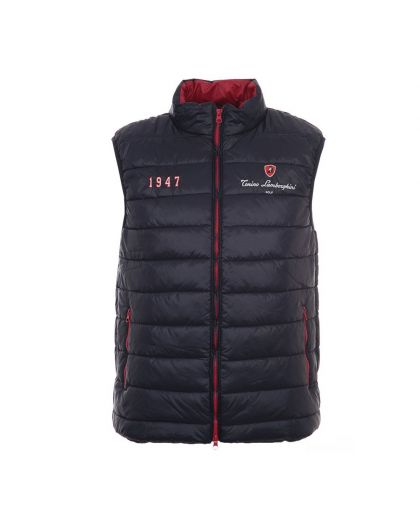 PADDED VEST WITH POCKETS Tonino Lamborghini