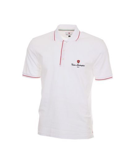 STRETCH PIQUET S/S POLO Tonino Lamborghini